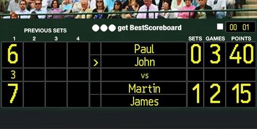 Tennis Acore - image 6