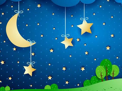 Bài hát Tiếng Anh: Twinkle Twinkle Little Star
